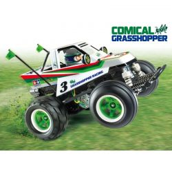 RC Comical Grasshopper WR02CB