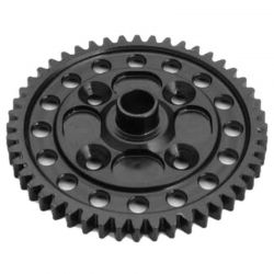 Spur Gear (48t steel CNC lightened)