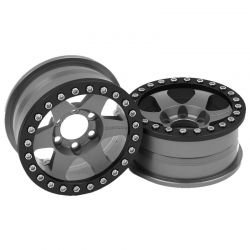 Method 1.9 Race Wheel 310 Grey Anodized