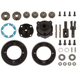 RC10B74 Differential Set Center
