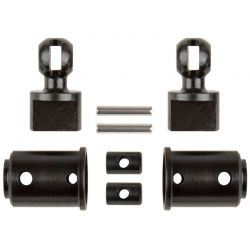 Enduro Driveshaft Set Machined