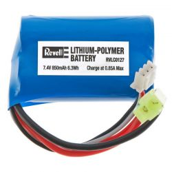 Germany LiPo Battery 7.4V 850mAh Modzilla MT