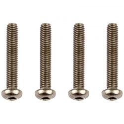 Ti Screws M3x18 mm BHCS