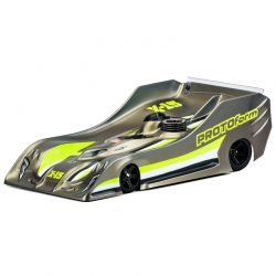 X15 PRO-Lite Weight Clear Body for 1:8 On-Road