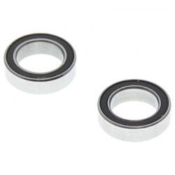 7x11x3mm Rubber Sealed Ball Bearings (2)