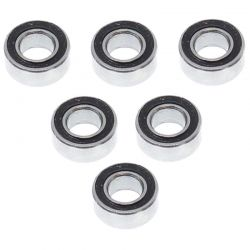 5x10x4mm Rubber Sealed Ball Bearings (6)