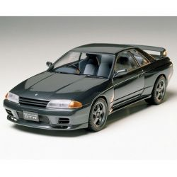 1/24 Nissan Skyline GTR Plastic Model