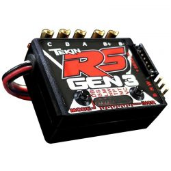 RSgen3 BL Sensored/Sensorless D2 ESC 8.5T Limit