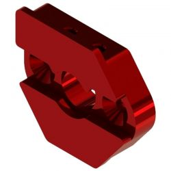 Sliding Motor Mount Plate 50 Series Red