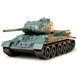 Russian T34/85 Med Tank Kit