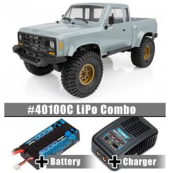 Element RC 1/10 Trail Truck Sendero RTR LiPo Combo