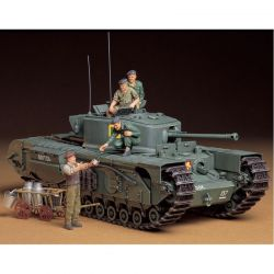 1/35 British Churchill Mk.VII Plastic Model Kit