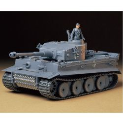 1/35 Tiger I Early Plastic Model Kit