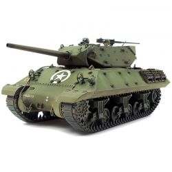 1/35 Us Tank Destroyer M10 Mid Prod Plastic Model Kit