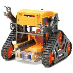 Cam-Program Robot gunmetal and Orange version