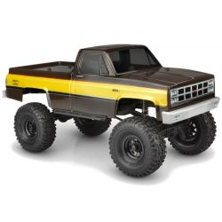 1982 GMC K10 Clear Body