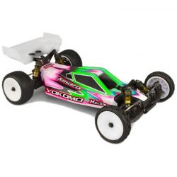 P2K-Yokomo YZ2 Clear body w/ S wing - light weight