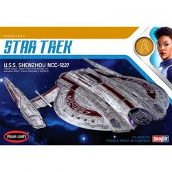 1/2500 Star Trek USS Shenzhou 2T Snap Kit Plastic Model