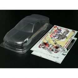 RC 1/10 Body Set Nismo Silvia