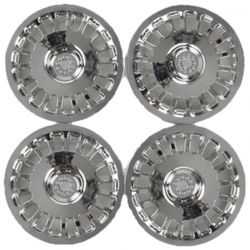 Medium-Narrow Rally Dish Wheels chro