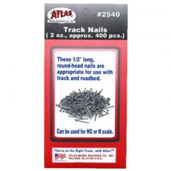 Track Nails (400 approx.)