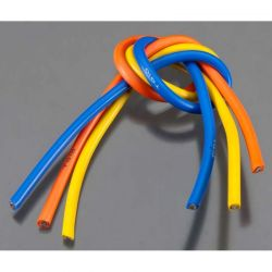 10 Gauge Wire 1 3-Wire Kit Blue/Yellow/Orange