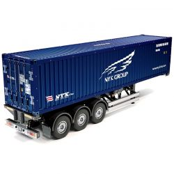 1/14 40ft Container Semi-Trailer (Nyk)