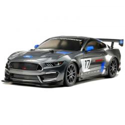 RC Ford Mustang GT4 Race Car