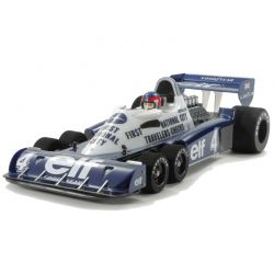 Tyrrell P34 1977 Monaco GP Special with Painted Body