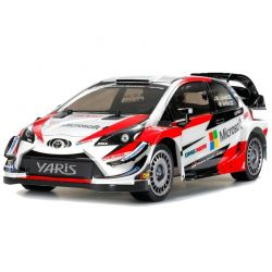 RC Toyota Gazoo Racing Tt02 Yaris Wrc