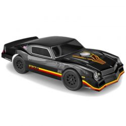 JConcepts 1978 Chevy Camaro - Street Stock CLEAR body [0395]