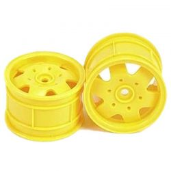 RC Rear Wheels: DT-01 Fighter Buggy - (2 pieces)