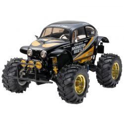 RC Monster Beetle Black Edition Kit