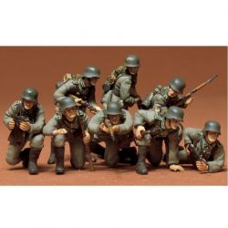 1/35 German Panzer Grenadiers Plastic Model