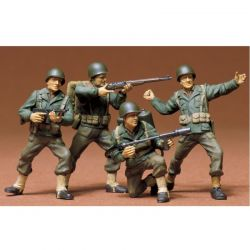 1/35 US Army Infantry Plastic Model