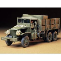 1/35 US 2.5 Ton 6x6 Truck Plastic Model