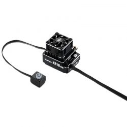 Xerun Xr10 Pro G2 160amp brushless Esc Black