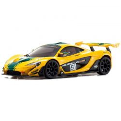MINI-Z RWD McLaren P1 GTR Yellow/Green MR-03 RS