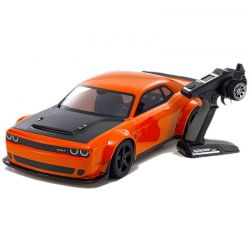 Inferno Gt2ve Challenger Demon Mango Orange