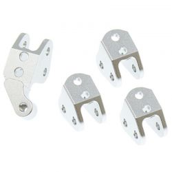 Aluminum Lower Link Mount Set for Axle