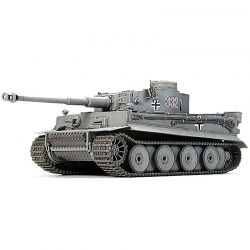 1/48 German Tiger I Early Production Model Kit