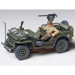 Jeep Willys Mb 1/4 Ton Truck