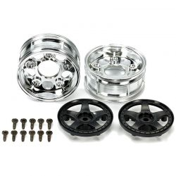 RC Two-Piece 5-Spoke Wheels