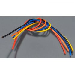 16 Gauge 5 Wire Kit 1 ea Blck/Blue/Red/Org/Ylw