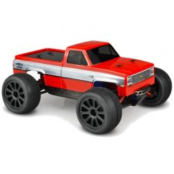 1982 GMC K10 Traxxas 1/16th E-Revo Clear Body