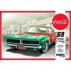 1/25 1969 Dodge Charger RT Coca-Cola Snap 2T