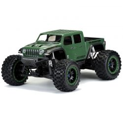 Pre-Cut Jeep Gladiator Rubicon Clear Body X-MAXX
