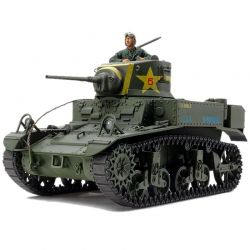 1/35 U.S. Light Tank M3 Stuart Late Production