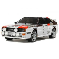 RC Audi Quattro A2 Rally Car Kit TT-02 Chassis