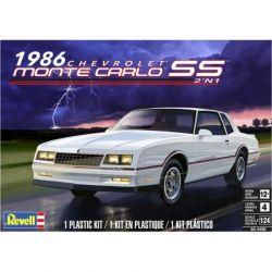 Revell 1/24 86 Monte Carlo SS 2N [85-4496]